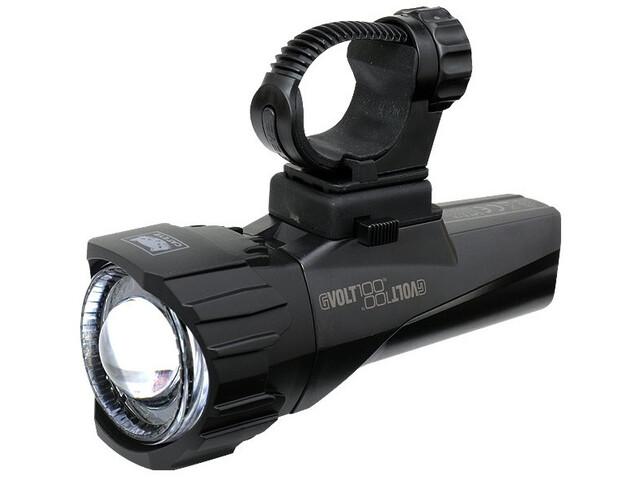 CatEye GVolt 100 HL-EL560GRC Front Light black